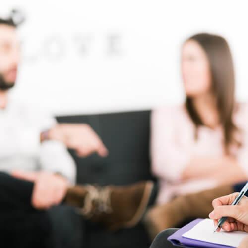 parterapi og sexologisk rådgivning