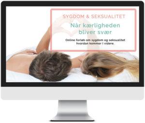 online kursus om sygdom og seksualitet
