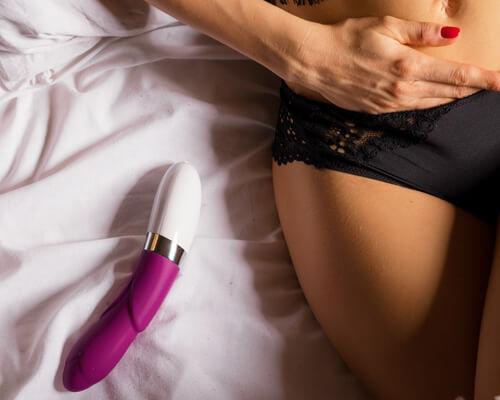 kom godt i gang med din vibrator. Lær din krop at kende