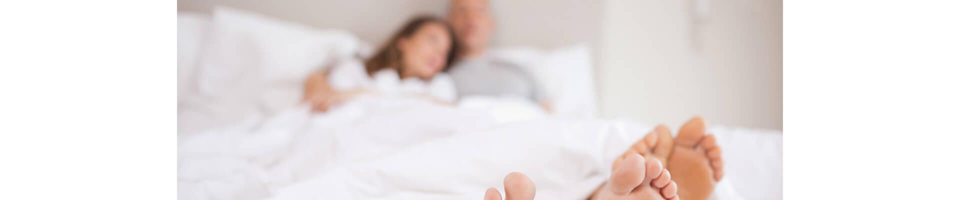 seksuelle problemer opstår meget ofte når din mand har prostatakræft